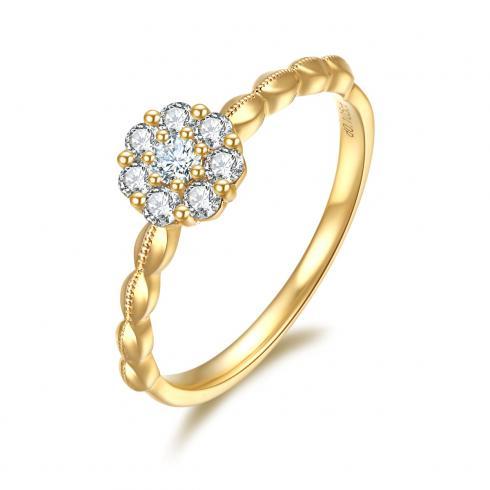 麦穗-丰收系列戒指